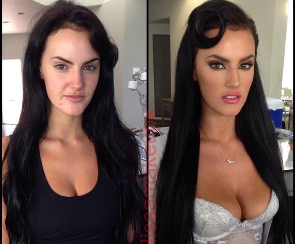 Actrices Poro eros así son las actrices porno antes y después: las ninfas